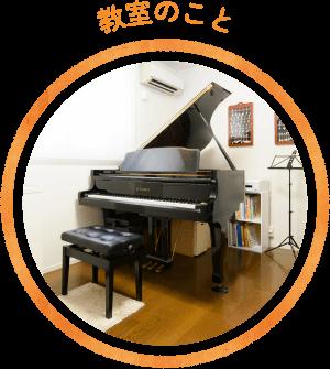 いそのまい音楽教室|教室のこと
