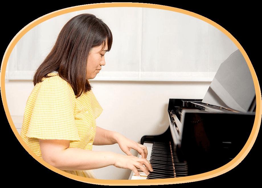 ピアノレッスンはいそのまい音楽教室|先生の実績